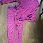 Шерстяной (меринос) термо костюм свитер, кальсоны 158 рост. Devolt