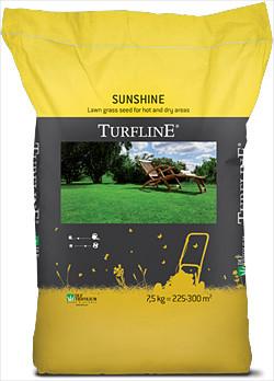 Засухостойкая травосмесь dlf sunshine (дания) 7,5 кг фото №1