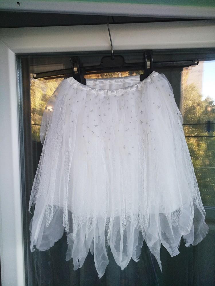 """Нарядная юбка """"ladybird"""" р.104-128 девочке 4-7лет на утренник в садик, праздник, хэллоуин, новый год фото №1"""