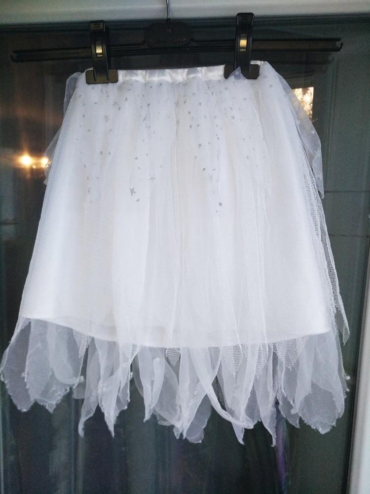 """Нарядная юбка """"ladybird"""" р.104-128 девочке 4-7лет на утренник в садик, праздник, хэллоуин, новый год фото №2"""