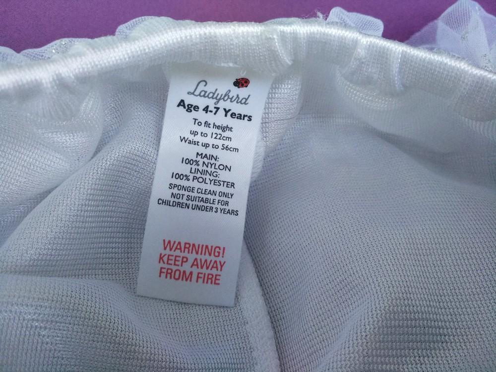 """Нарядная юбка """"ladybird"""" р.104-128 девочке 4-7лет на утренник в садик, праздник, хэллоуин, новый год фото №4"""