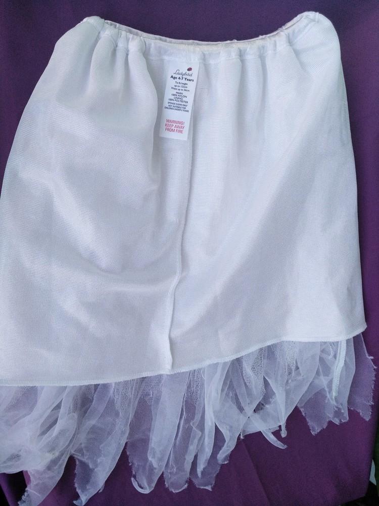 """Нарядная юбка """"ladybird"""" р.104-128 девочке 4-7лет на утренник в садик, праздник, хэллоуин, новый год фото №5"""