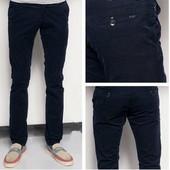 Вельветовые брюки 34 размер