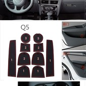 Audi Q5 Ауди Q5 коврики для ниш и карманов