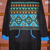 Пижама флисовая, размер S, рост до 180 см