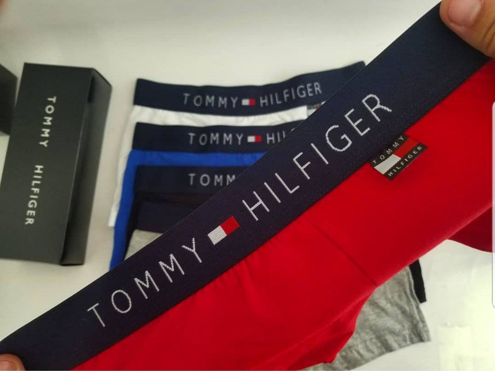Фирменный набор мужских трусов tommy hilfiger 5 шт + подарочная упаковка  фото №5 06ae123109fe0