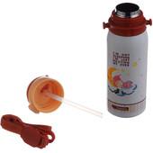 Термос детский с трубочкой A-PLUS 450 мл
