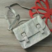 Сумка сумочка блестящая M&S