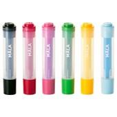 Штампы десткие разноцветные икеа мала 001.934.90 штампи дитячі ікеа