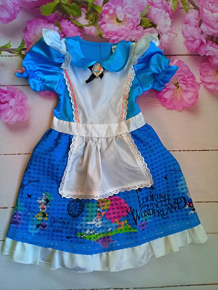 Карнавальное платье на девочку 5-6 лет george фото №1