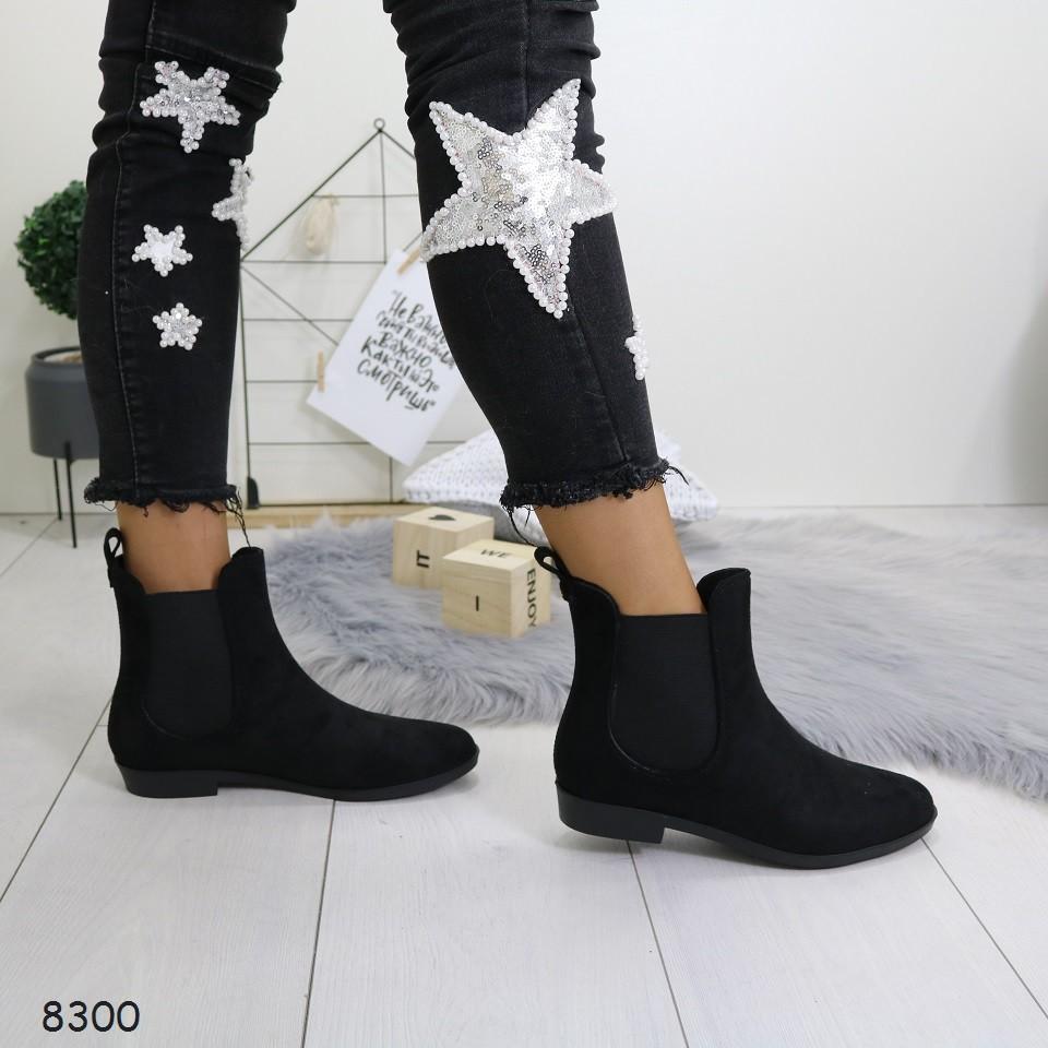 Ботинки_8300 резиновые сапожки фото №4