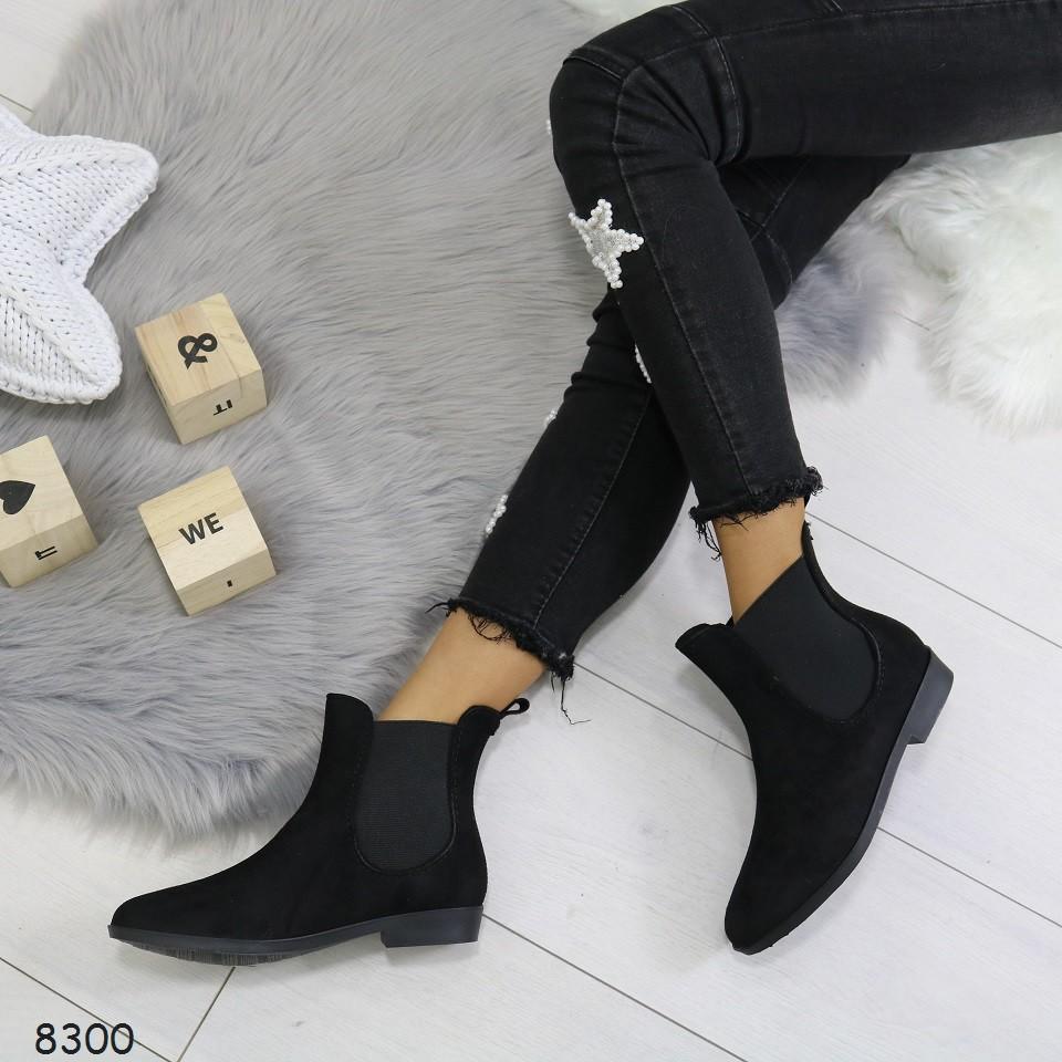 Ботинки_8300 резиновые сапожки фото №6