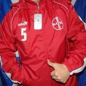 новая фирменная спортивная курточка Jako Жако .л -хл