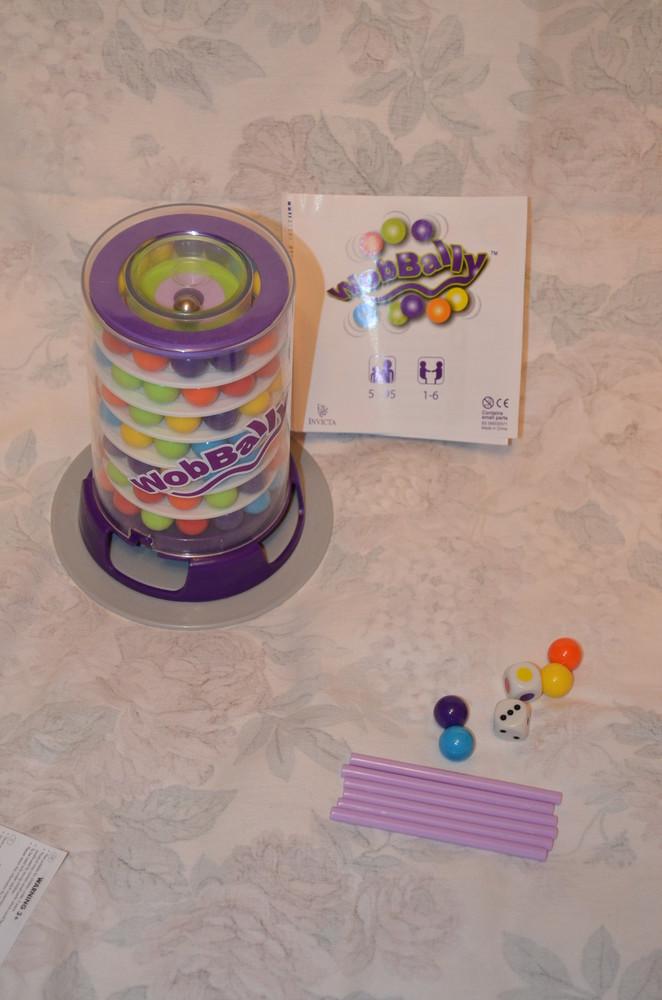Wabbally, детская настольная игра по типу падающей башни фото №2