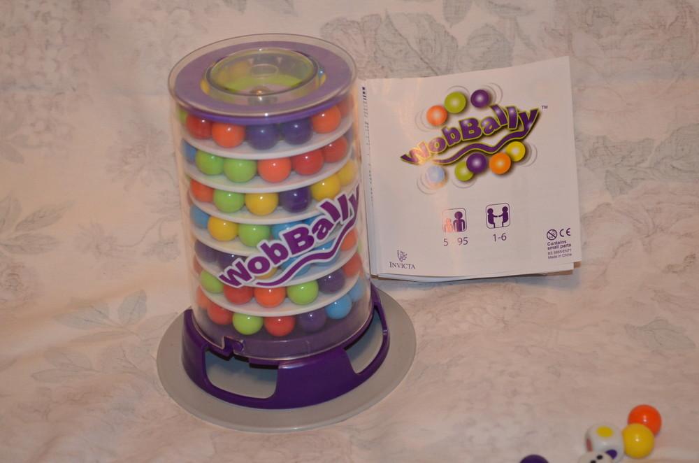 Wabbally, детская настольная игра по типу падающей башни фото №3