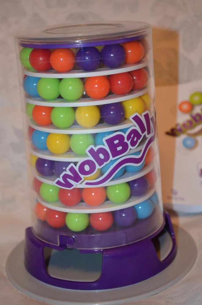 Wabbally, детская настольная игра по типу падающей башни фото №5