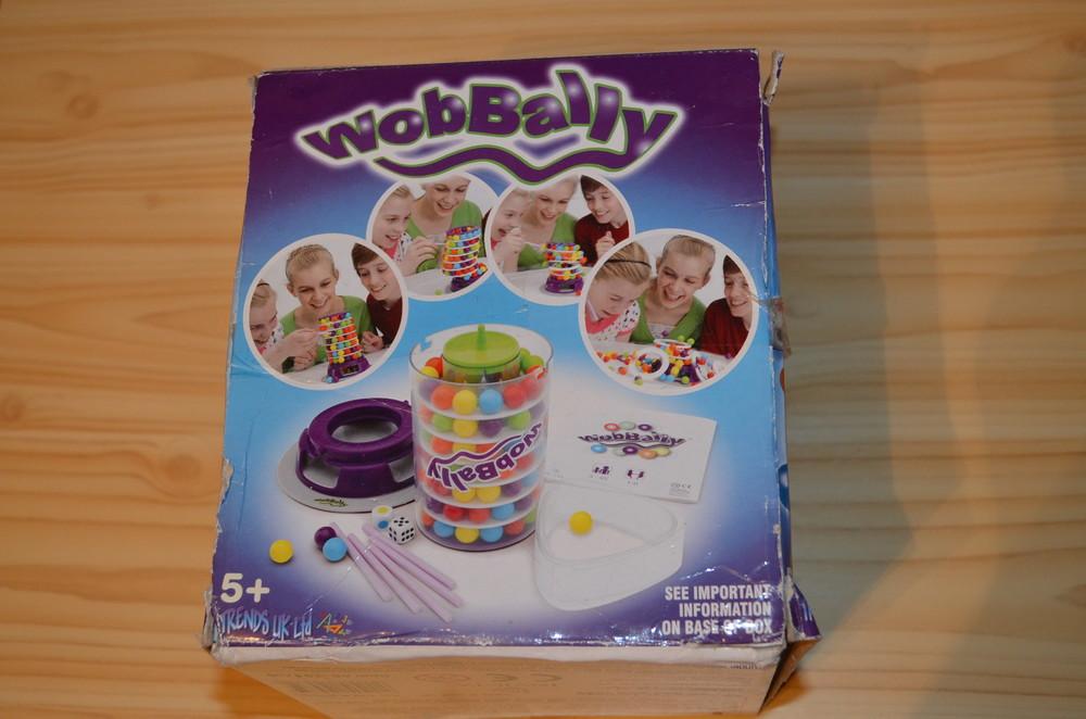 Wabbally, детская настольная игра по типу падающей башни фото №8