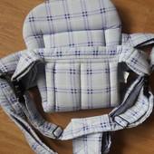 Рюкзак -кенгуру для новорожденного.