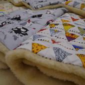 Одеяло с подушечкой