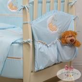 Карманы на кроватку (Разные модели)