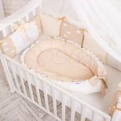 Кокон-гнездышко для новорожденных на выписку (Много моделей)