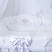 Бортики в детскую кроватку, Защитные бортики (Много моделей)