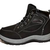 Ботинки зимние на высокой подошве - подростоковые (ZW-17)