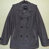 Брендовое, стильное, полу пальто Clockhouse, размер L. Супер качество