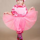 Карнавальный костюм Хрюши для девочек возрастом 5-7 лет-S923
