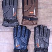 Дуже теплі і стильні! Чоловічі  перчатки!