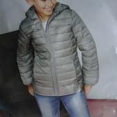 Легкая деми куртка с утеплителем Alive Германия, р. 122-128 см