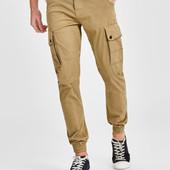 Штаны брюки jack jones карго, оригинал. размер 33/34