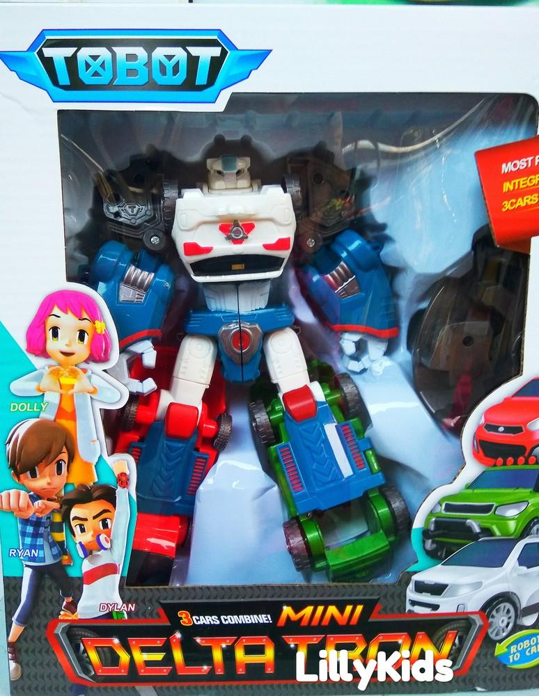 Робот, мини тобот дельтатрон,tobot deltatron,520 и tobot quatran 519 фото №1