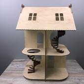 Кукольный домик для барби, лол, монстер хай, winx, ляльковый будиночок