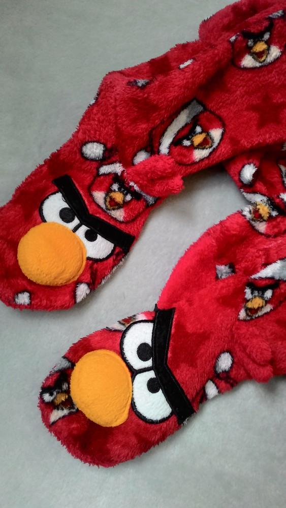 Новогодний red из angry birds. состояние отличное!) фото №9