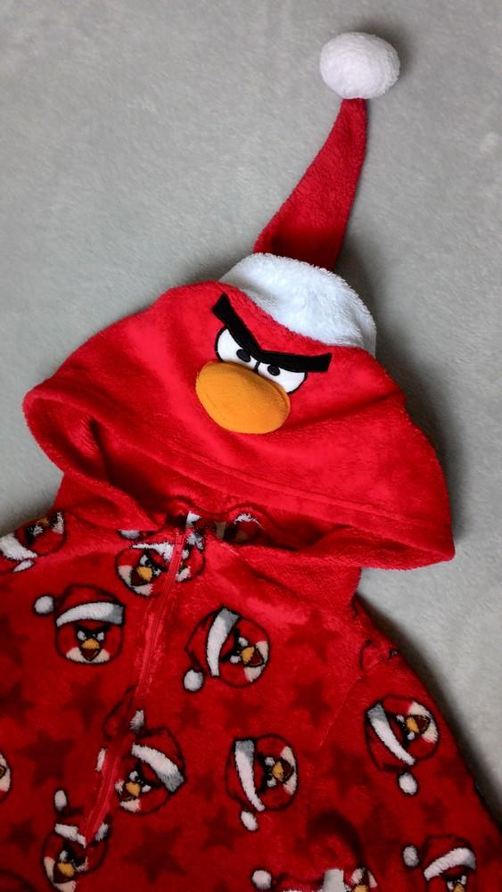 Новогодний red из angry birds. состояние отличное!) фото №1