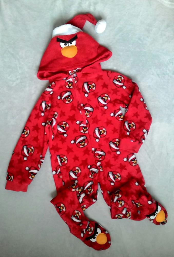Новогодний red из angry birds. состояние отличное!) фото №2