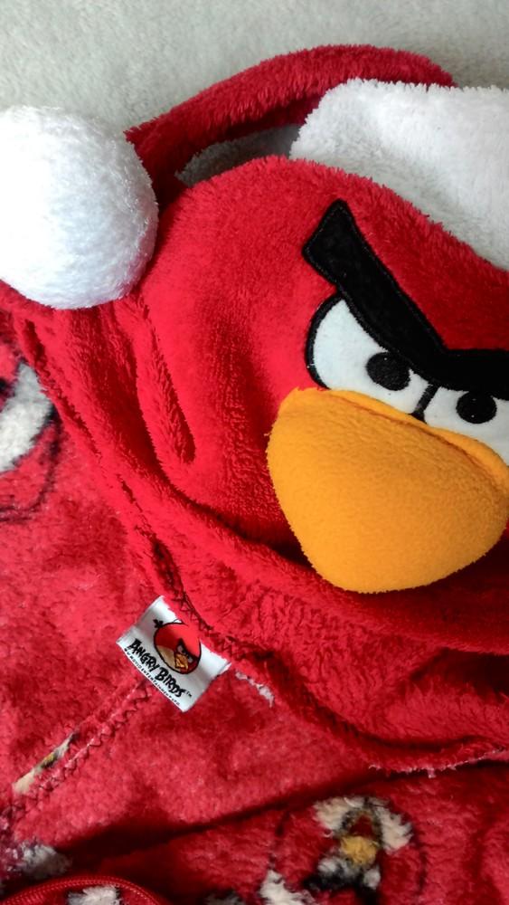Новогодний red из angry birds. состояние отличное!) фото №3