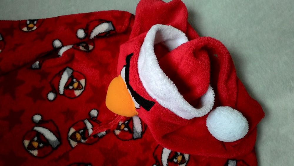 Новогодний red из angry birds. состояние отличное!) фото №8