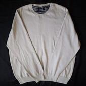 Мужской трикотажный свитерок,в отличном состоянии,xl,xxl