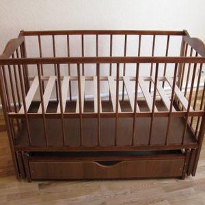 Дитяче ліжко фото №1