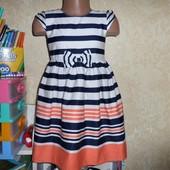 платье 5-6 лет,