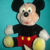 Фирменная игрушка микки маус оригинал 22 см