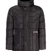 Мужская куртка с капюшоном Застежка на молнию