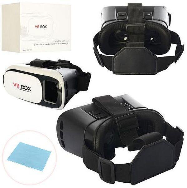 Очки виртуальной реальности vr box фото №1