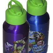 Бутылка для спорта алюминиевая Nickelodeon 0,42 л.