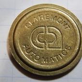 Лот №-26. Распродажа коллекции иностранных памятных монет, жетонов, медальонов.(Редкие!).