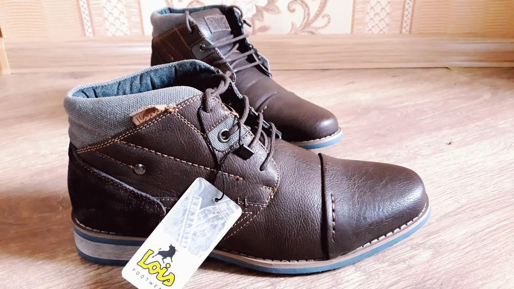 Демисезонные ботинки 40 размер фото №1