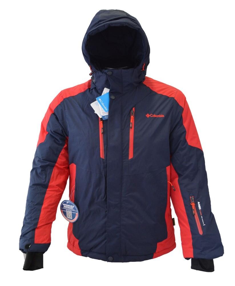 Зимняя мужская куртка под columbia omni-tech m - 3xl фото №1 fa7e3f18be06e