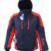 Зимняя мужская куртка под columbia omni-Tech M - 3Xl